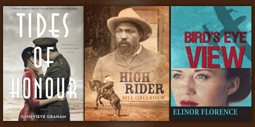 Click to browse our historial fiction features